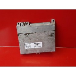 RENAULT CLIO 1 CALCULATEUR MOTEUR ECU 7700861423 7700869732 S102730101Q