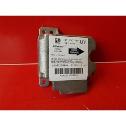 OPEL ASTRA G CALCULATEUR AIRBAG REF 09180799