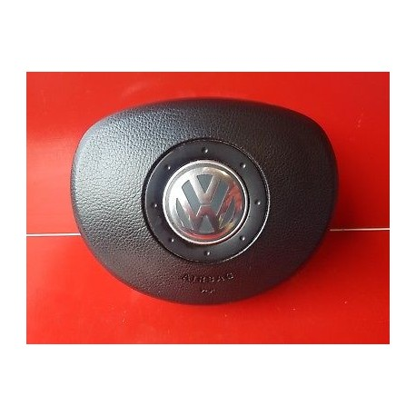 VOLKSWAGEN POLO 9N3 AIRBAG VOLANT 4 BRANCHES