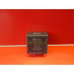 AUDI A4 B5 RELAIS 377 ESSUIE GLACE